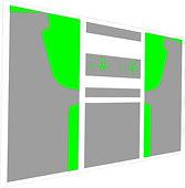 Upright Cabinet Artwork Design | Arcade Graphics
