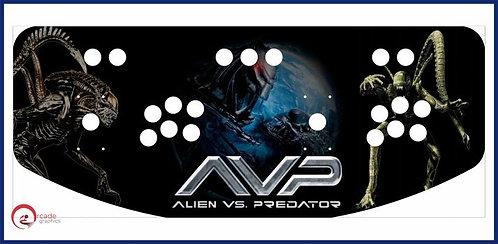 Alien vs Predator Control Panel