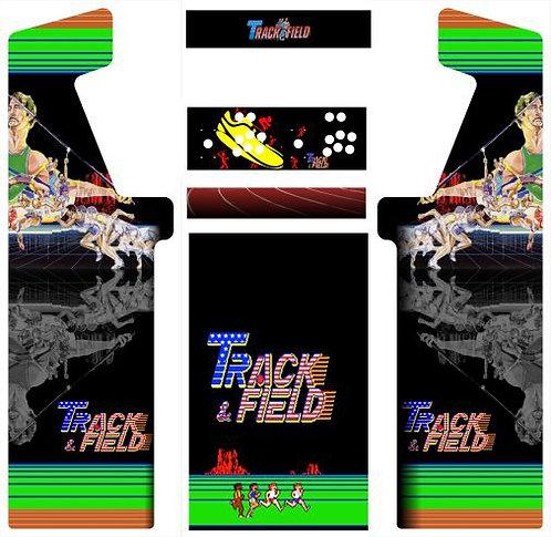 Track & Field Minotaur Cabinet