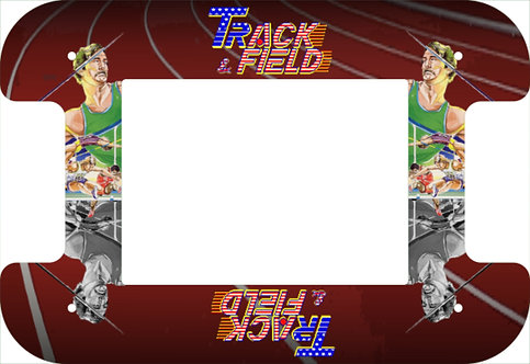 Track & Field Cocktail Cabinet