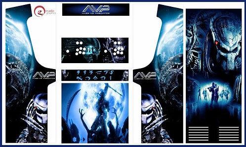 Alien vs Predator Upright Cabinet