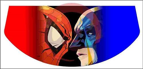 Marvel vs DC Control Panel