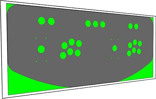 Custom Design Control Panel