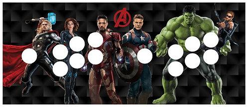 Marvel Control Panel