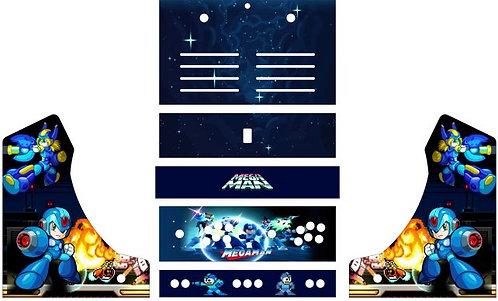 Mega Man Bartop Cabinet