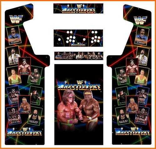 WrestFest Minotaur Cabinet