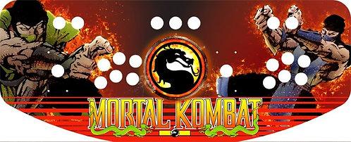 Mortal Kombat Control Panel