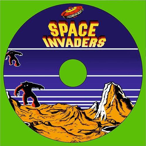 Space Invaders Disk Joystick