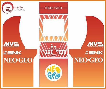 Neo Geo Arcade1up Cabinet