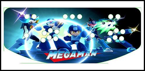 Mega Man Control Panel