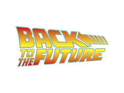 Back to the Future Artwork Design   Arcade Graphics