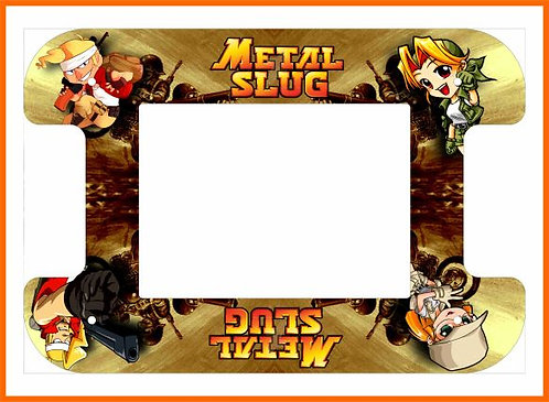 Metal Slug Cocktail Cabinet