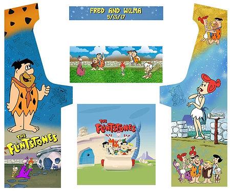 Flintstones Geekpub Cabinet