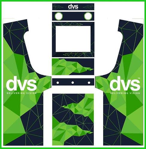 DVS Custom Upright Cabinet
