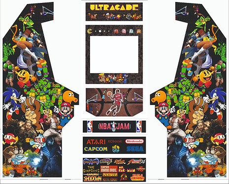 Multicade Upright Cabinet