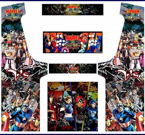 Marvel vs Capcom Upright cabinet