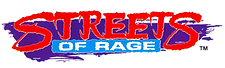 Streets of Rage Artwork Design | Arcade Graphics