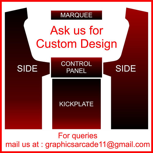 Custom Design Geekpub Cabinet