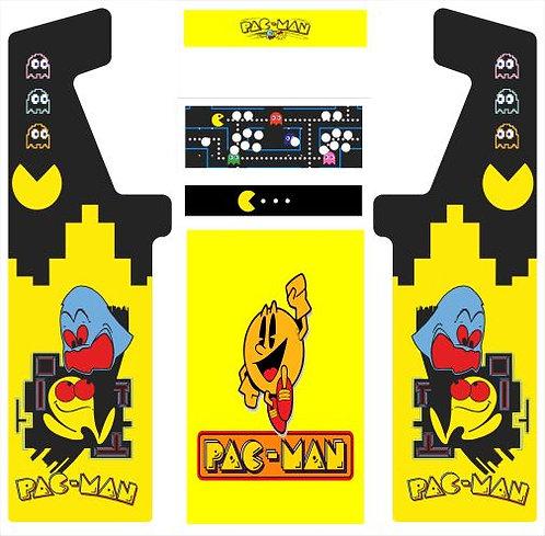 Pac Man Minotaur Cabinet