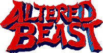 Altered Beasts Artwork Design | Arcade Graphics