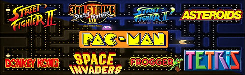 Multicade (MAME) Marquee