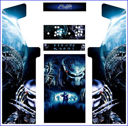 Alien vs Predator Minotaur Cabinet