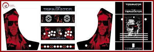 The Terminator Bartop Cabinet