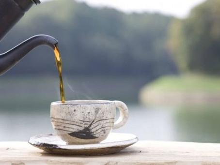 Invito al tè del venerdì