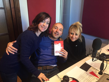 Luciana Littizzetto intervista Roberta Dieci a Radio DEEJAY