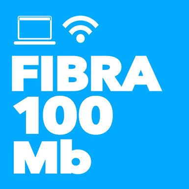 FIBRA 100 Mb simétrica