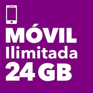 MÓVIL ILIMITADO 24 GB - AVA