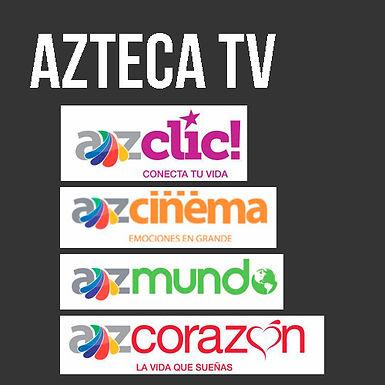 Paquete Azteca TV