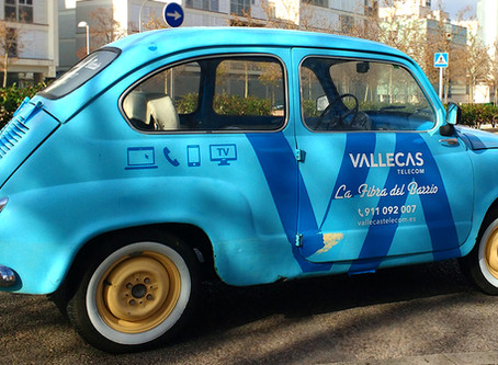 ¿De quién es la Red de Fibra de Vallecas Telecom?