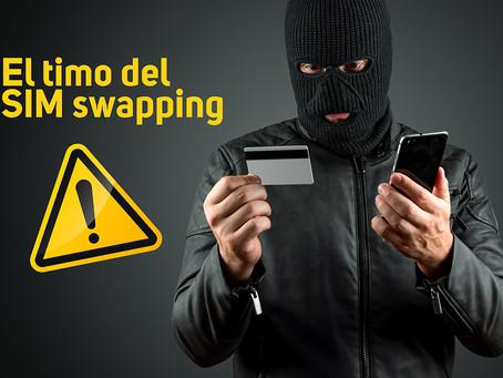 SIM swapping, el timo que puede dejar tu cuenta corriente a cero