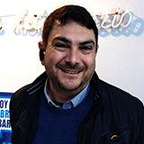 Santi es el emprendedor que posibilitó el sueño de Vallecas Telecom.