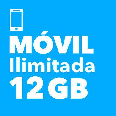 MÓVIL ILIMITADO 12 GB - AVA