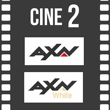 Paquete CINE 2 AXN