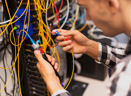Interrupciones en el Servicio de fibra