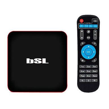 Decodificador BLS para +Media TV