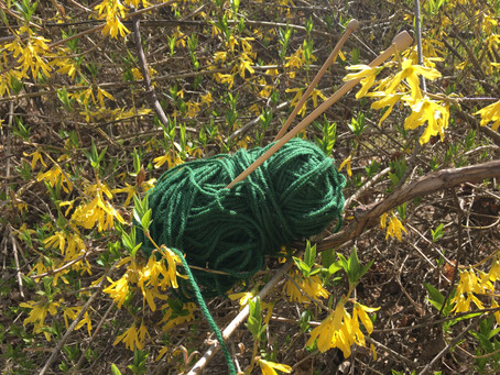 Welcome to the Hudson Valley Yarn Trail blog!