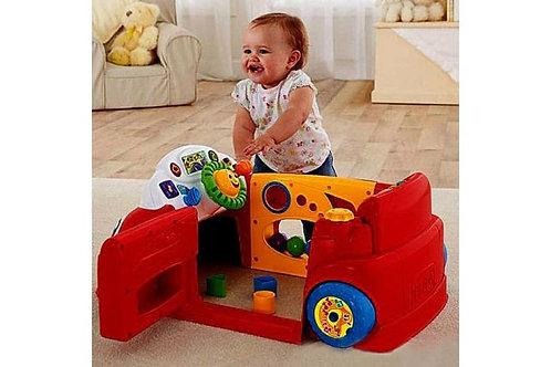 """Моя первая машина"" Fisher Price"