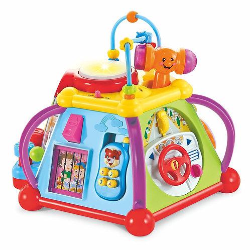"""Развивающая интерактивная игрушка """"Счастливая маленькая вселенная"""" Hola"""