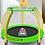 Thumbnail: Батут с защитной сеткой