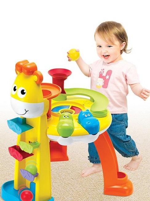 Игровой центр B kids Веселый жираф