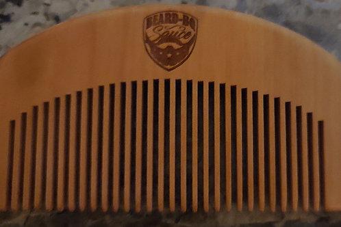 Beard BQ Wooden Comb