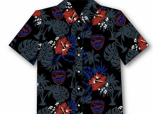 1st Annual Beard BQ Hawaiian Shirt