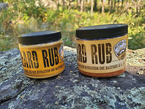 Mild and Mustard Dry Rub
