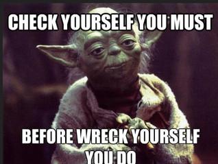SMOKE BREAK: Check yourself.
