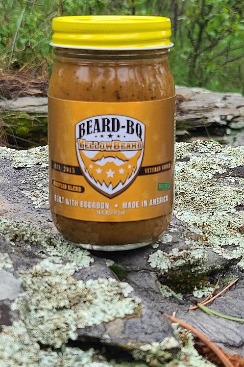 """Yellow Beard """"Mustard Blend"""" Pint"""