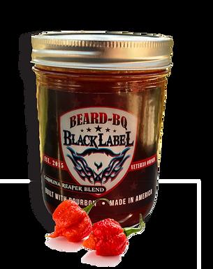Black label BeardBq Sauce | BBQ Sauce